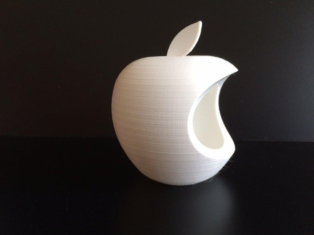 Apple Box Elma Masaüstü Kutu