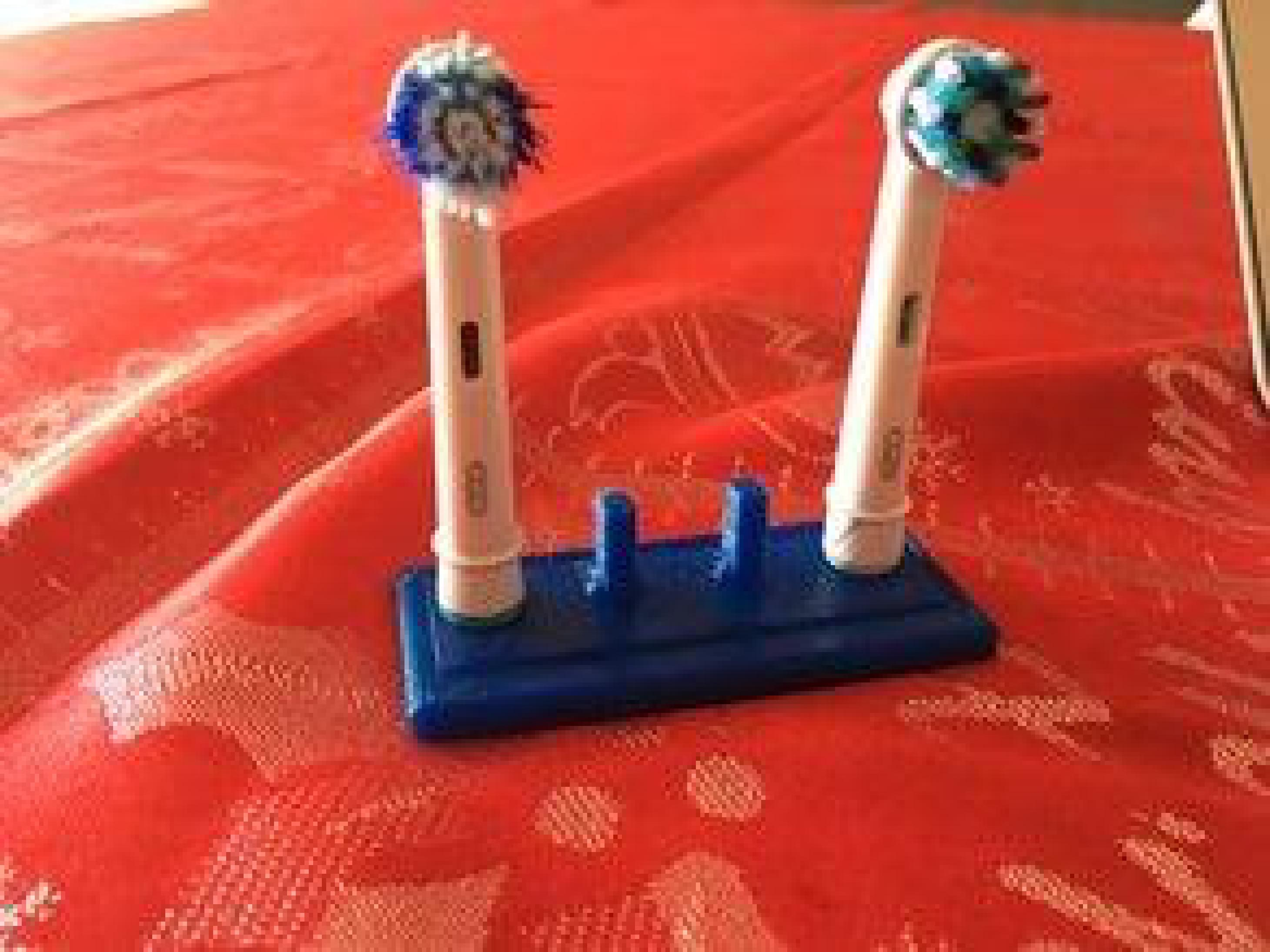 Oral-b ailesi Fırça Standı  Aparatı  Tutucu Stand