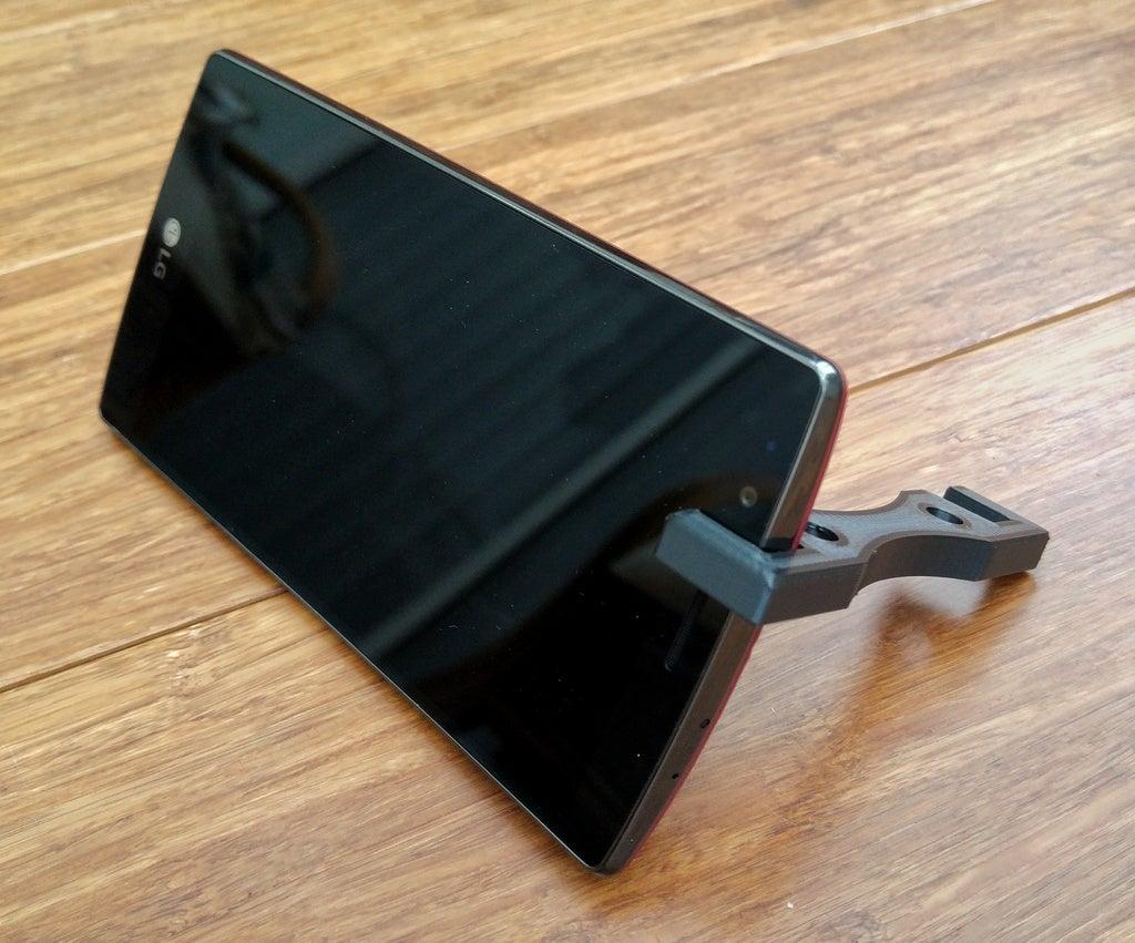 Evrensel Minimal Telefon Standı Telefon Tutucu Masaüstü