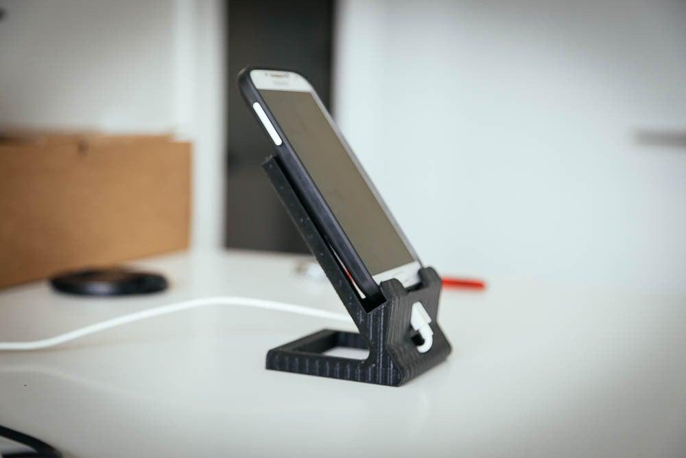 Telefon tutucu Masaüstü Çalışma Masası