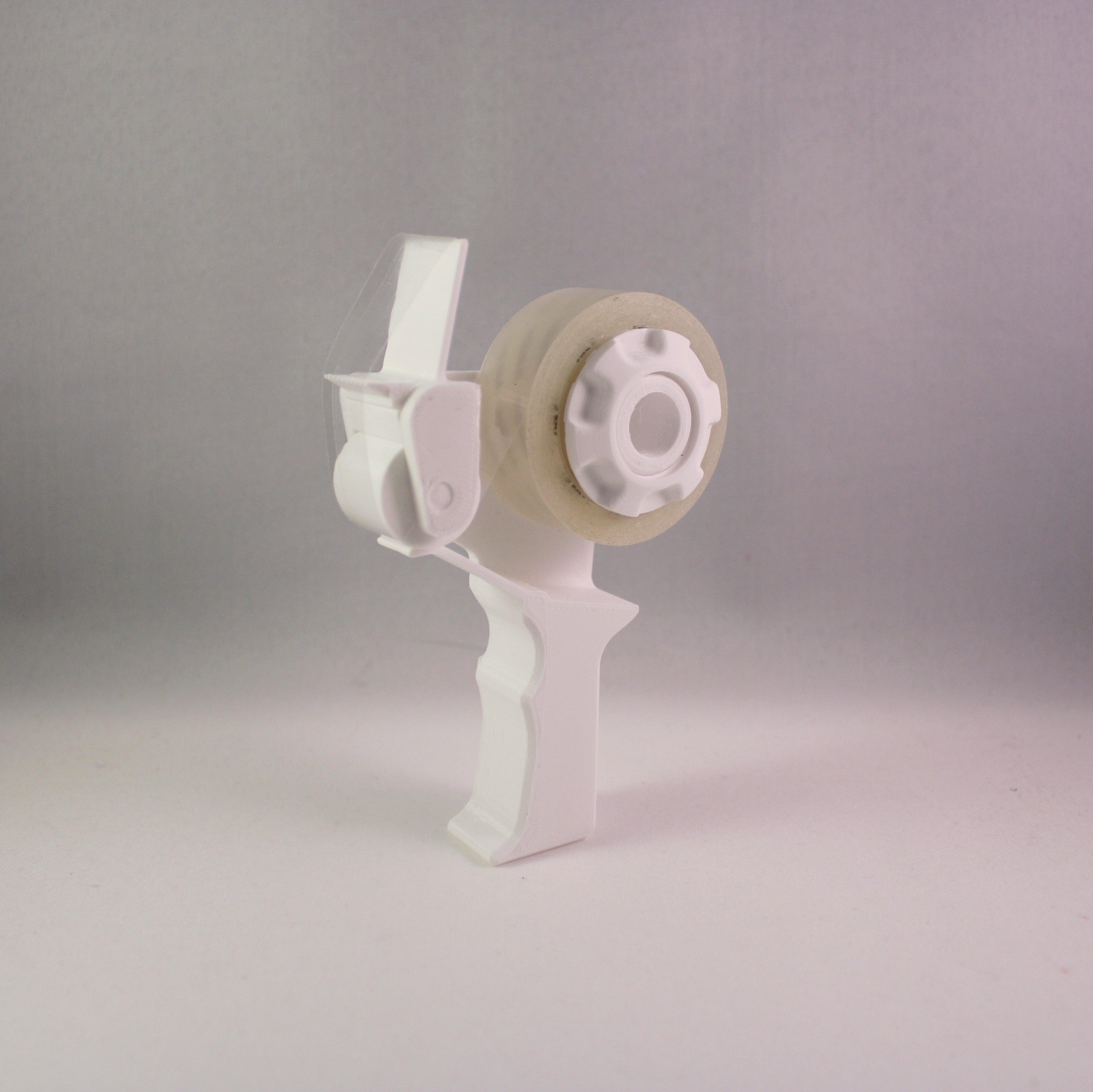 Mini Bant Kesici Dispenser Tabanca Koli Bandı Küçüğü