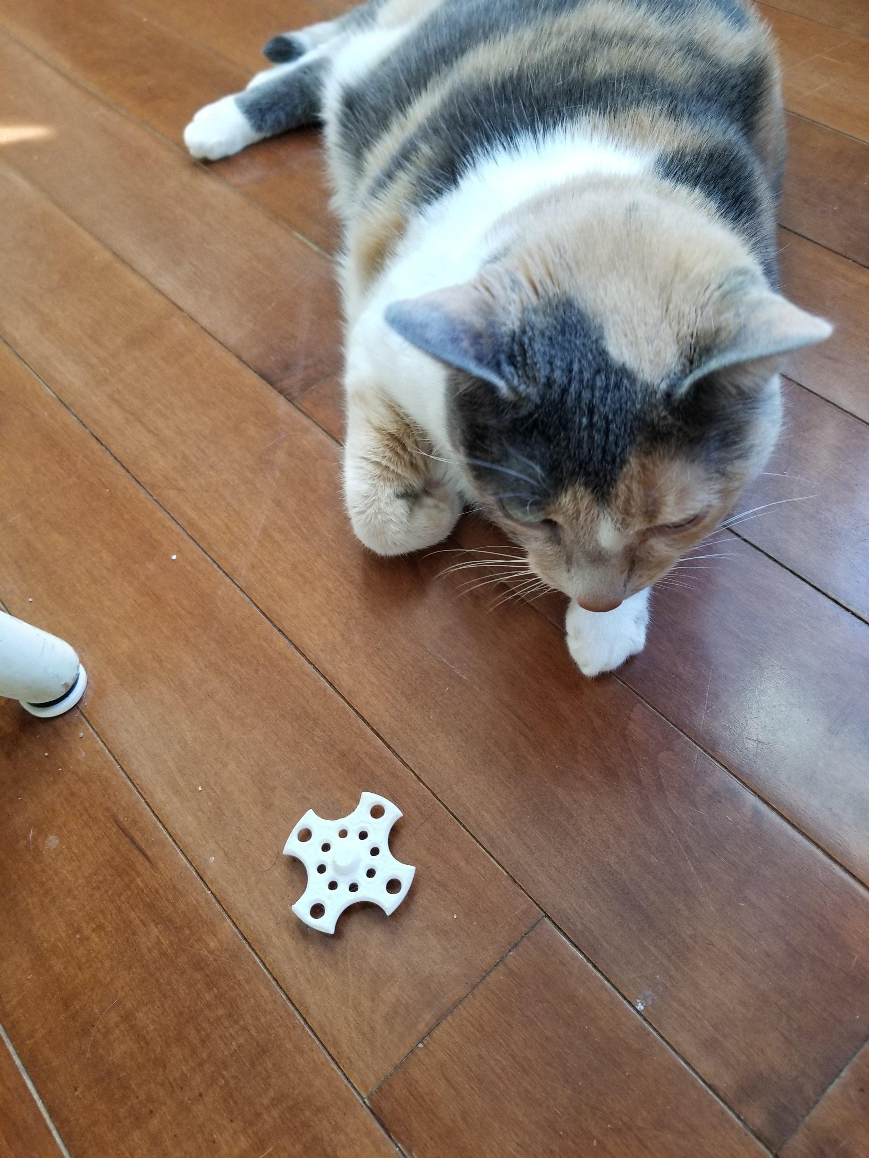 Kedi Köpek Pet Hayvan Strens Çarkı Oyuncak
