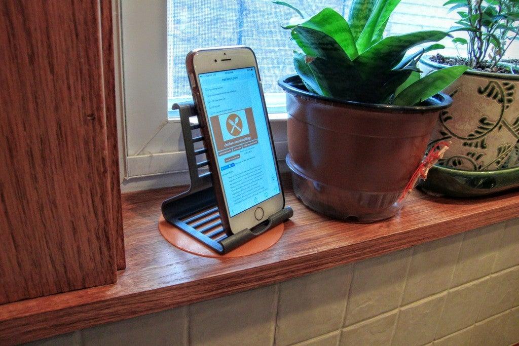Çok Yönlü Çok Açılı Telefon/tablet Standı Tutucu