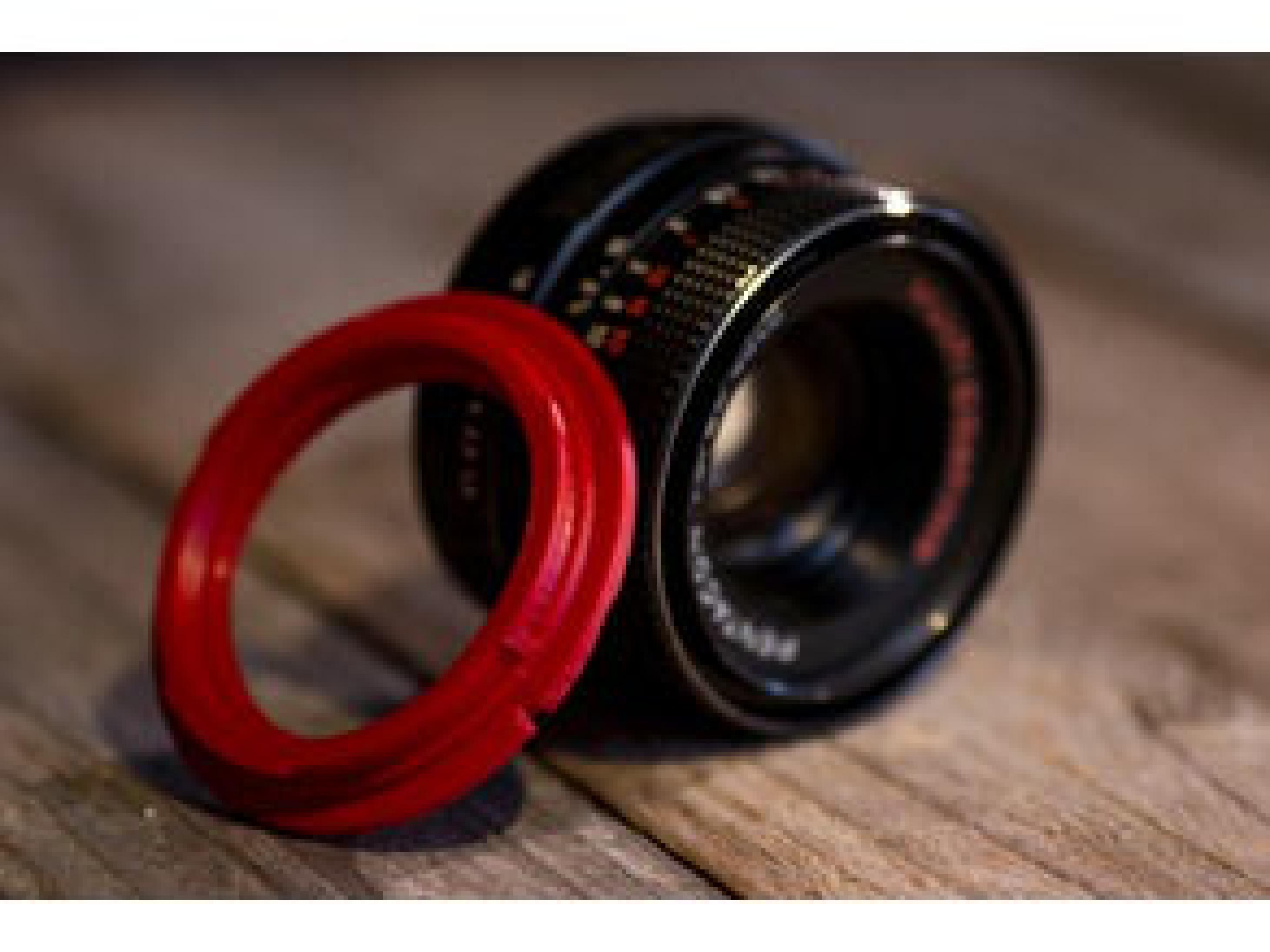 T-Mount (M42) - Canon  EOS Adaptörü  Organik Plastikten