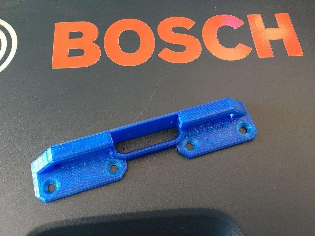 Sortimo Bosch L-Boxx İnce Kelepçe Tutucu Dekoratif Aparat
