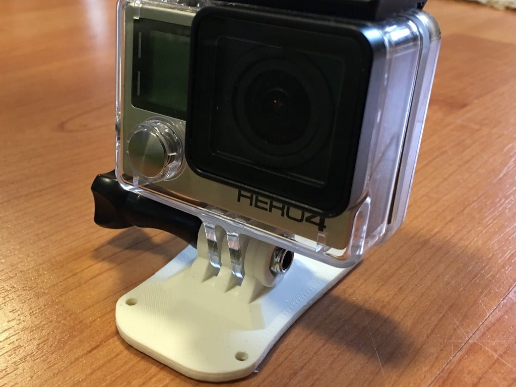 ZMR 250 GoPro montaj plakaları Aksesuarı Tutucu Vidalar Hariç