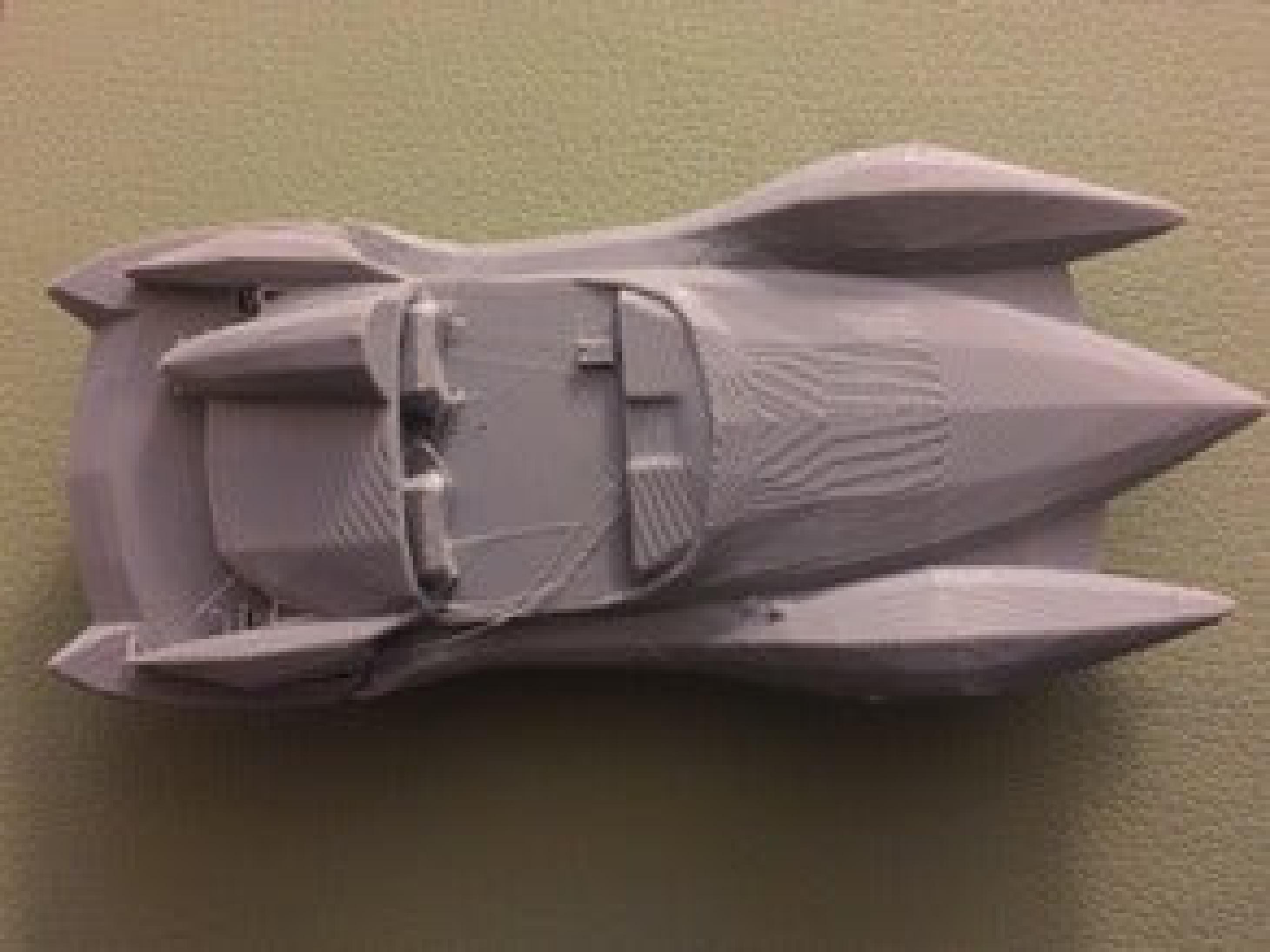 Mach 5 Speed Racer'dan araba Modeli Hediyelik  Aksesuar Biblo D