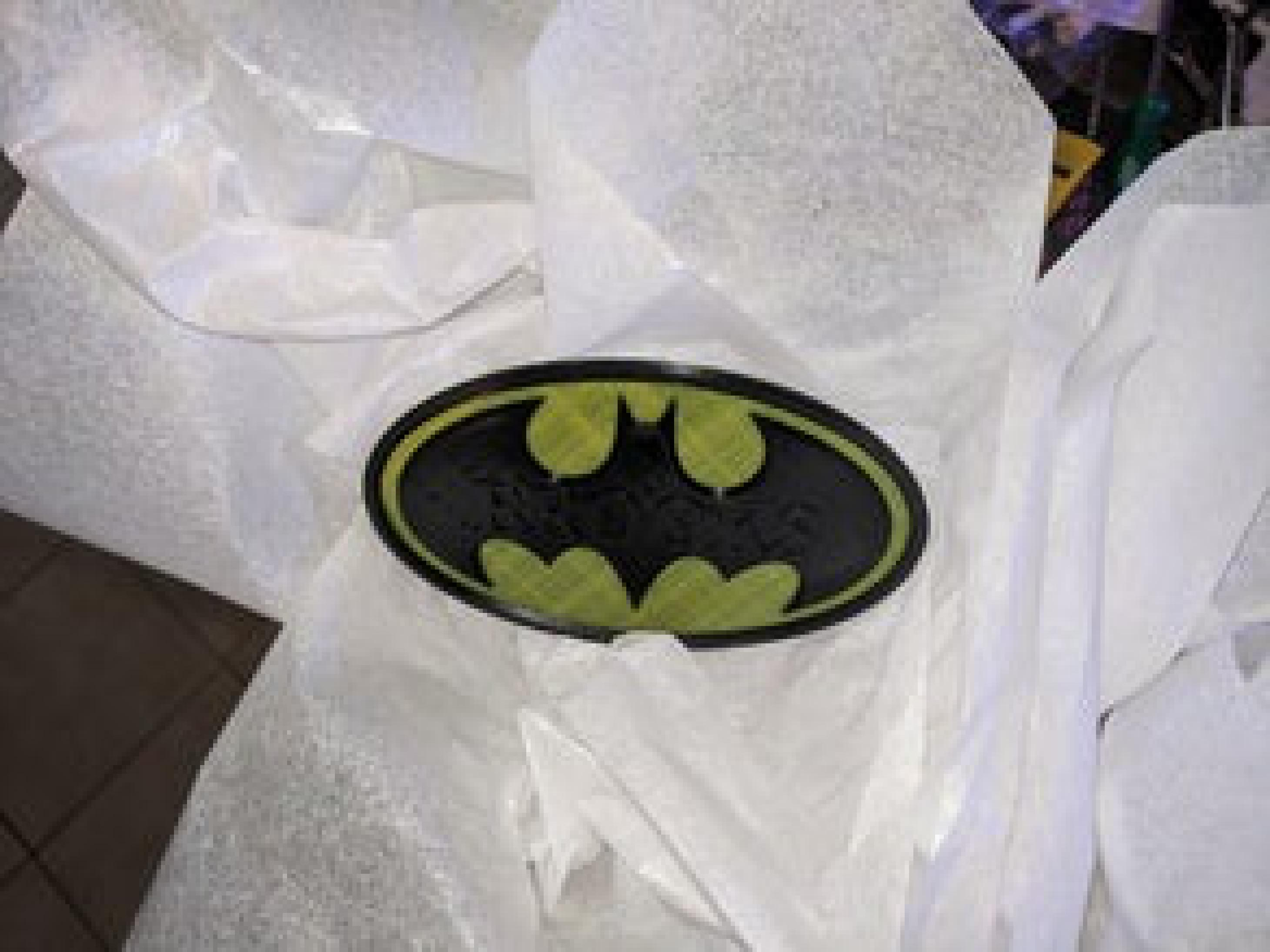 1989 Batman Amblemi Dekoratif Biblo Dekor Hediyelik Süs Eşyası