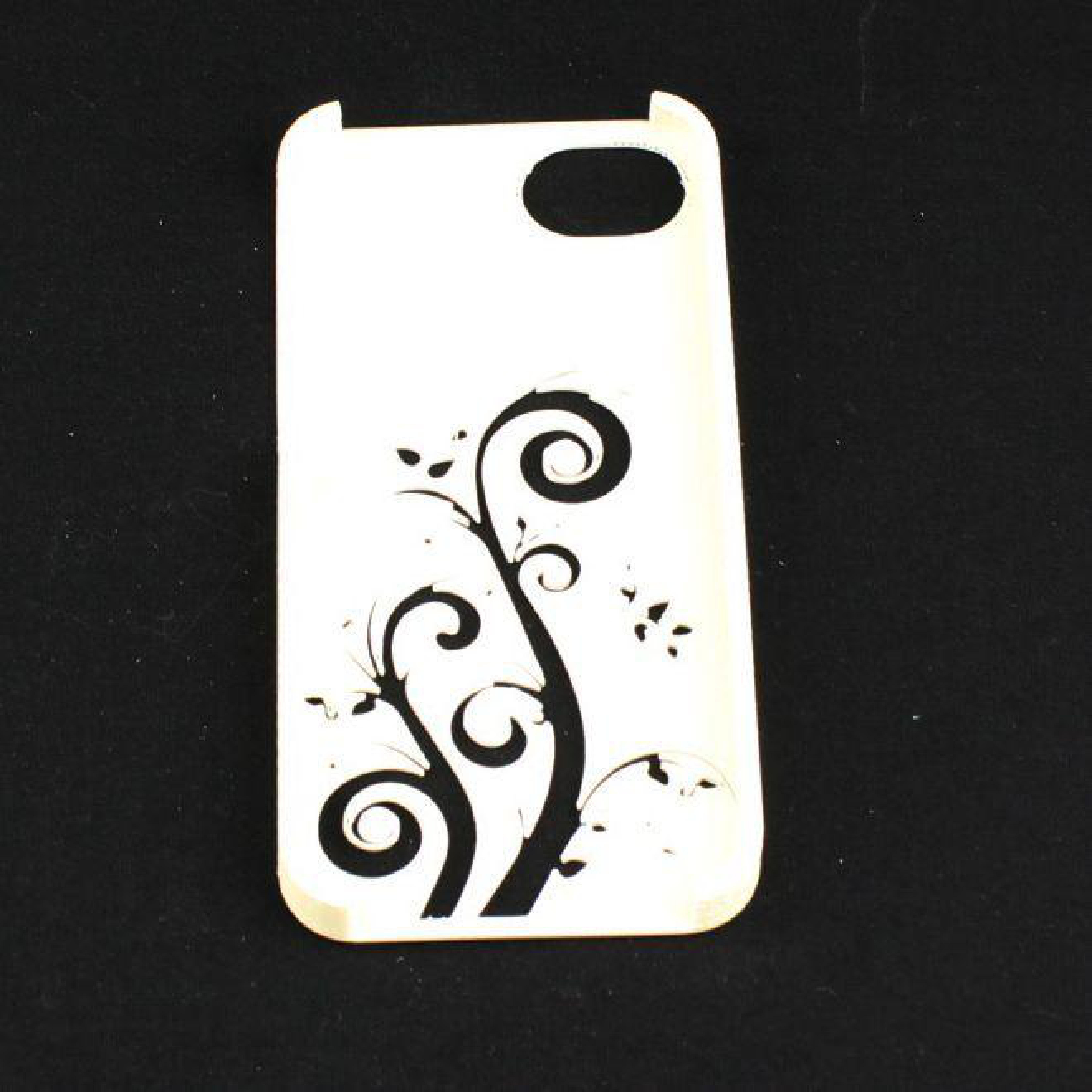 Çiçek Desenli Iphone 5 Kılıfı  Hediyelik Telefon Tutucu Aksesuar