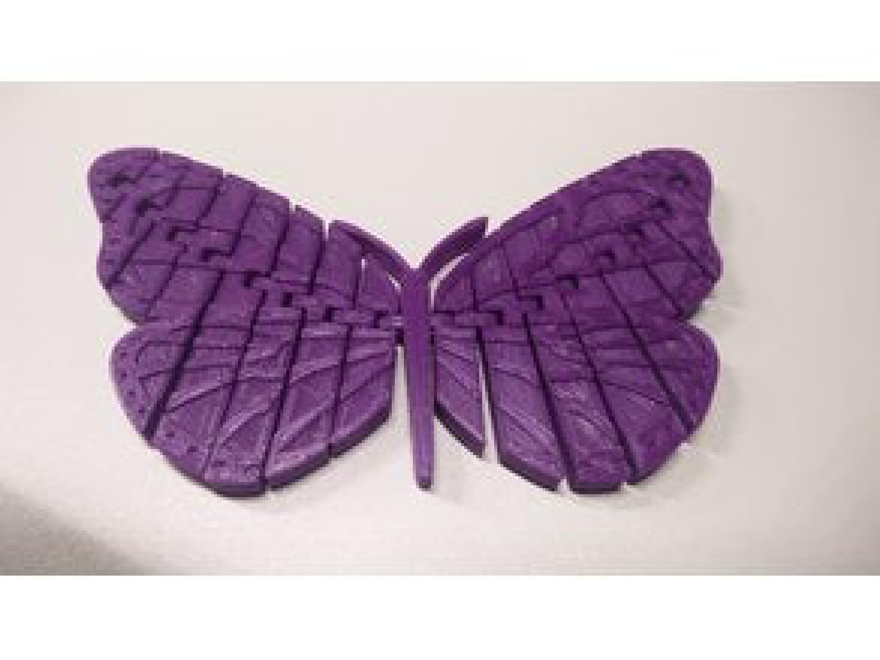 Hareket Edebilir Monarch Kelebek Dekoratif Süs Eşyası Hediyelik