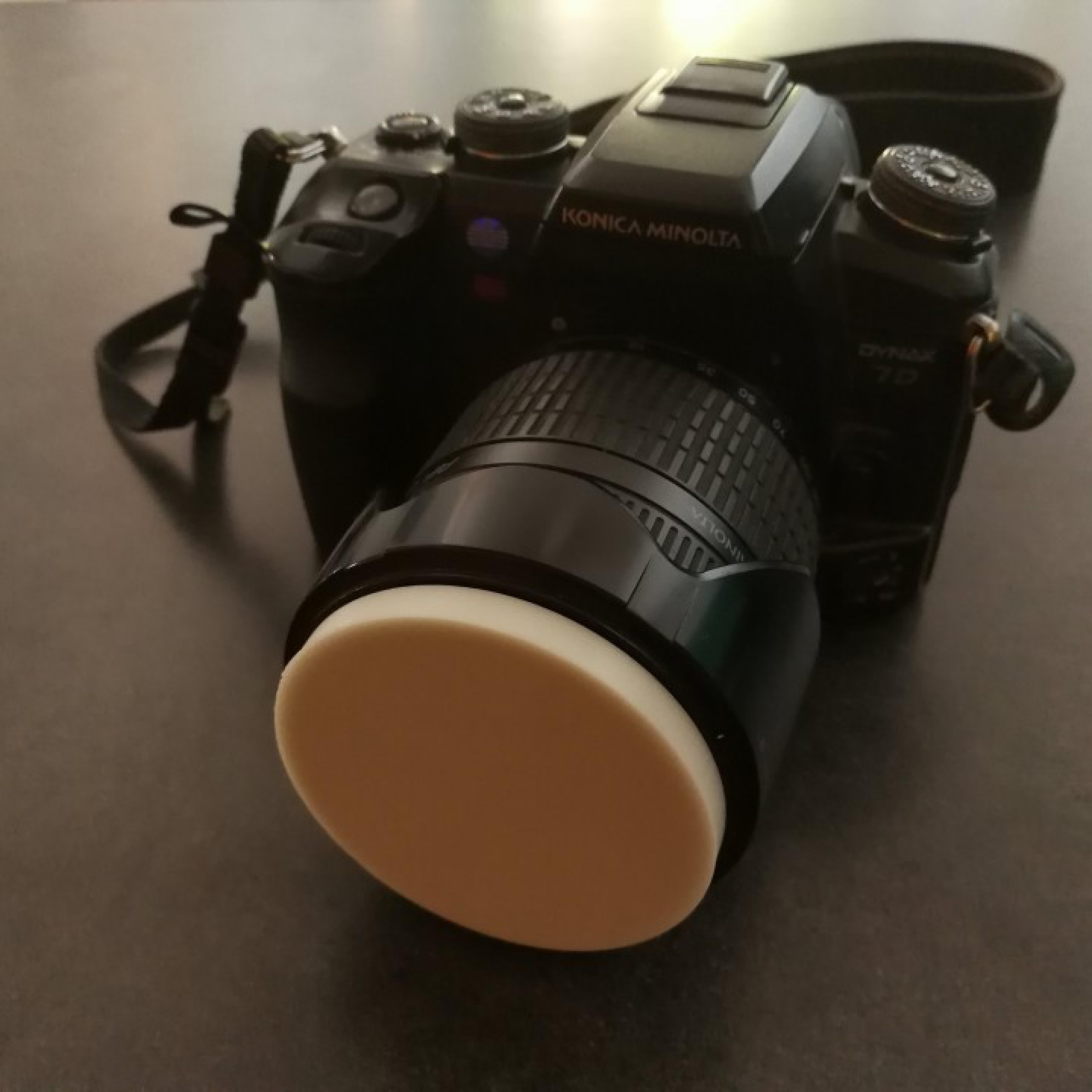 Konica Minolta Dynax 7D Kapak Lens Kapağı
