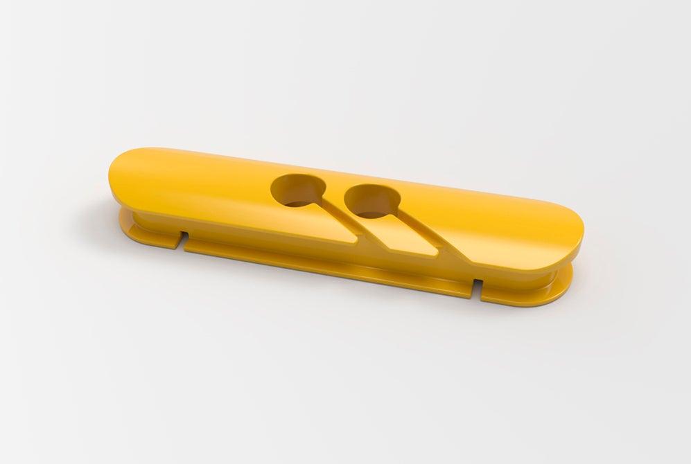 Porta Auriculares - Kulaklık tutucu  Organik Plastikten