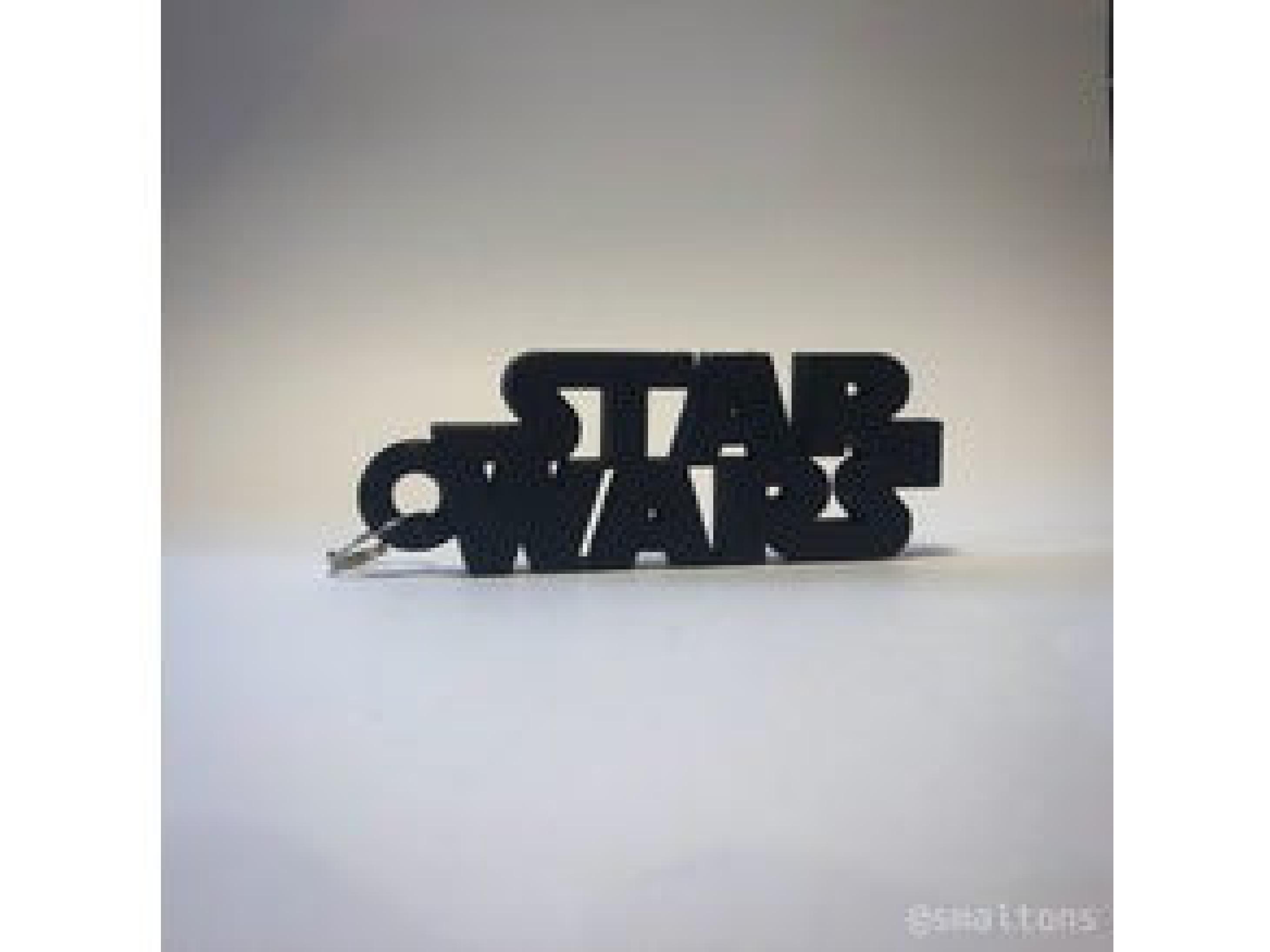 Star Wars yıldız savaşları anahtarlık