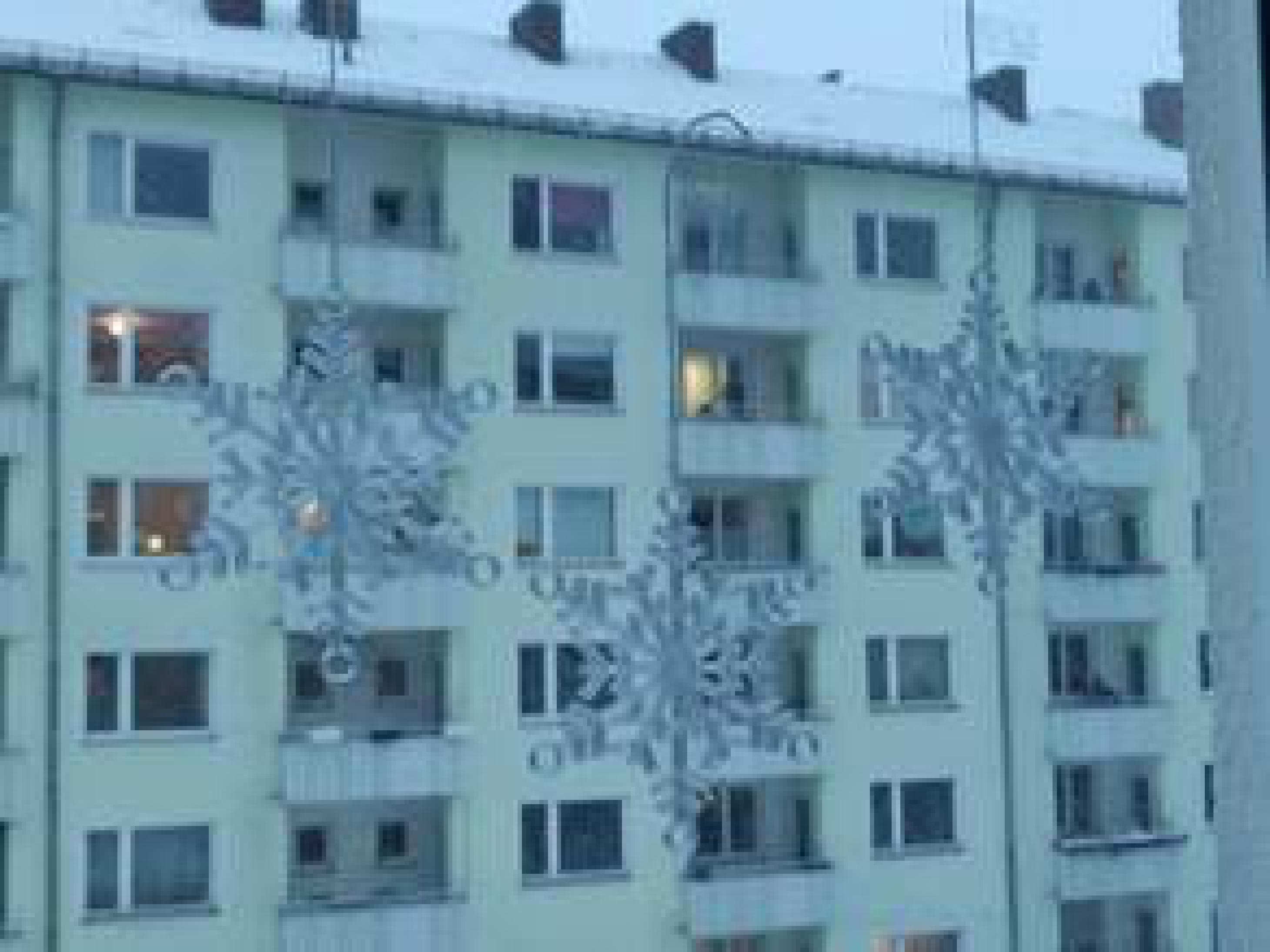Yılbaşı Süsü Kar Tanesi Kutlama Eğlence Askı Süsü