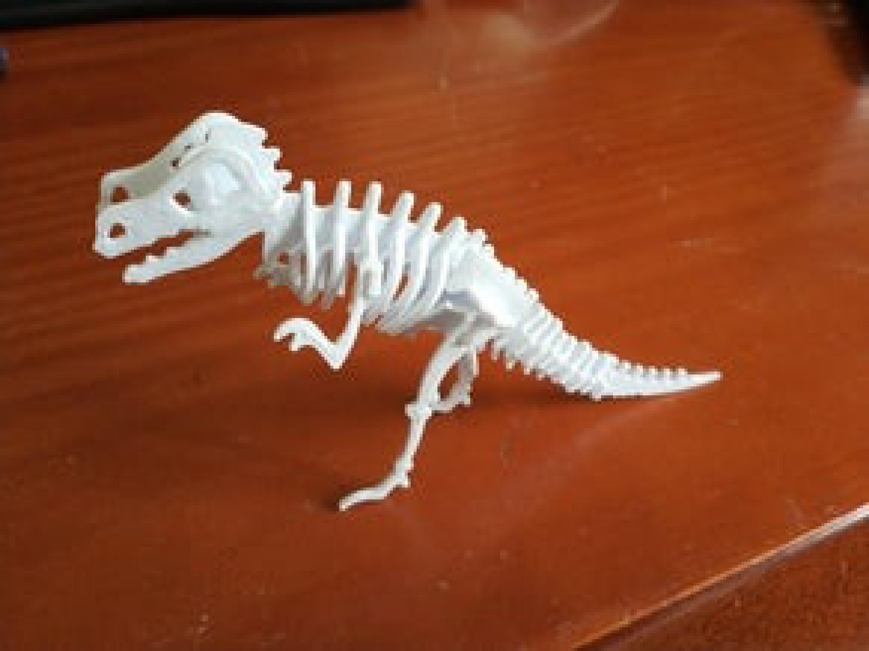 Dino Yapboz Dinazor Puzzle Dekor Biblo Çocuk Oyun  Hediyelik Süs