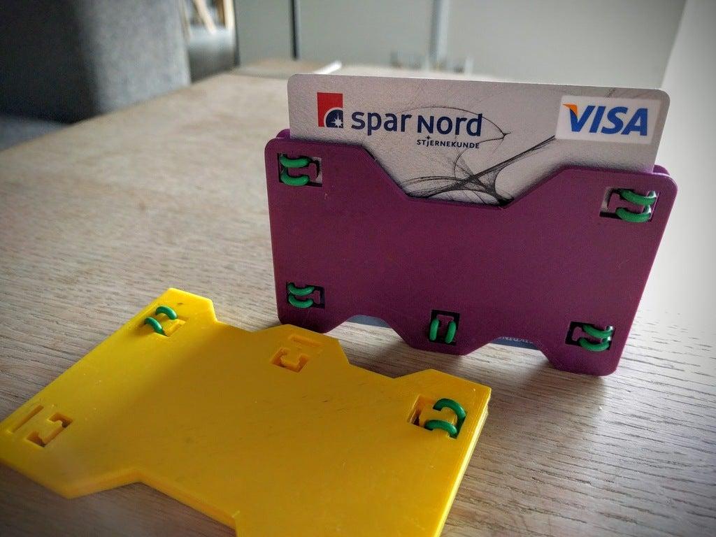 Minimalist cüzdan Hediyelik Süs Eşyası Aksesuar Dekoratif