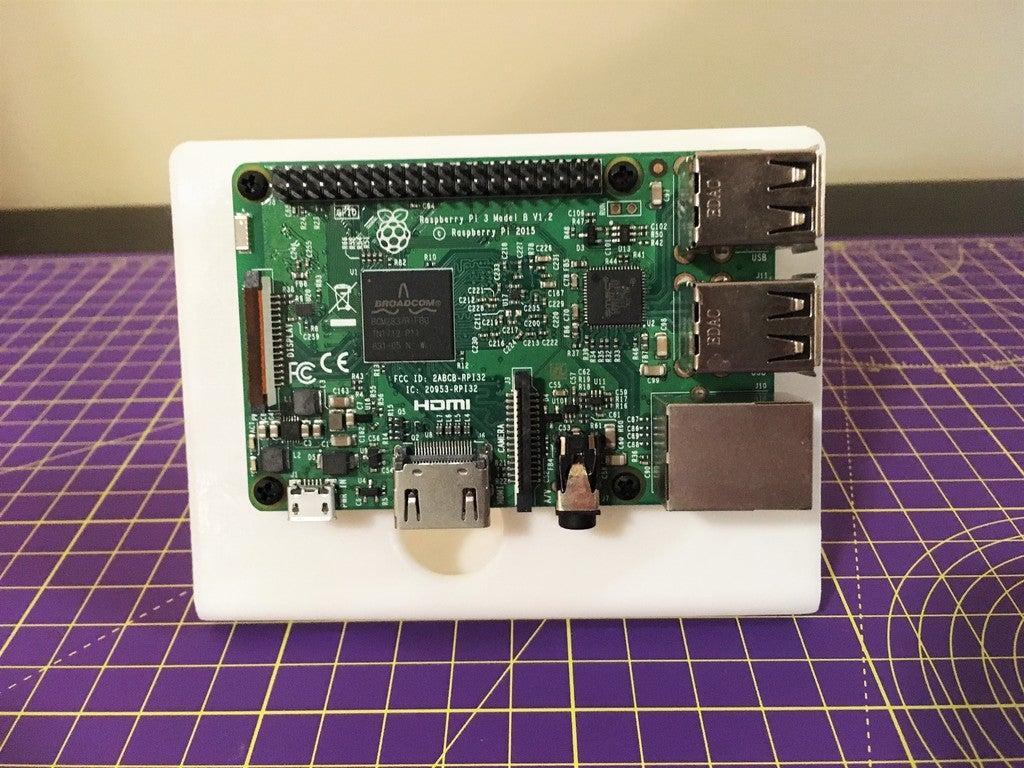 Raspberry Pi 3 B + Standı Tutucu