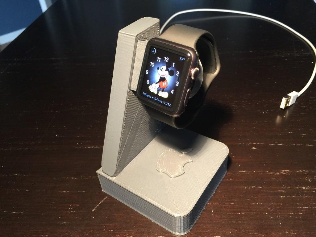 Apple Watch Standı Masaüstü Tutucu