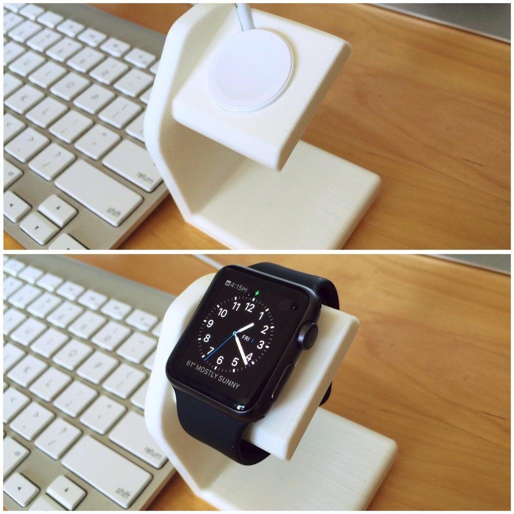 generate  Apple Watch Şarj Yuvası Tutucu Masaüstü
