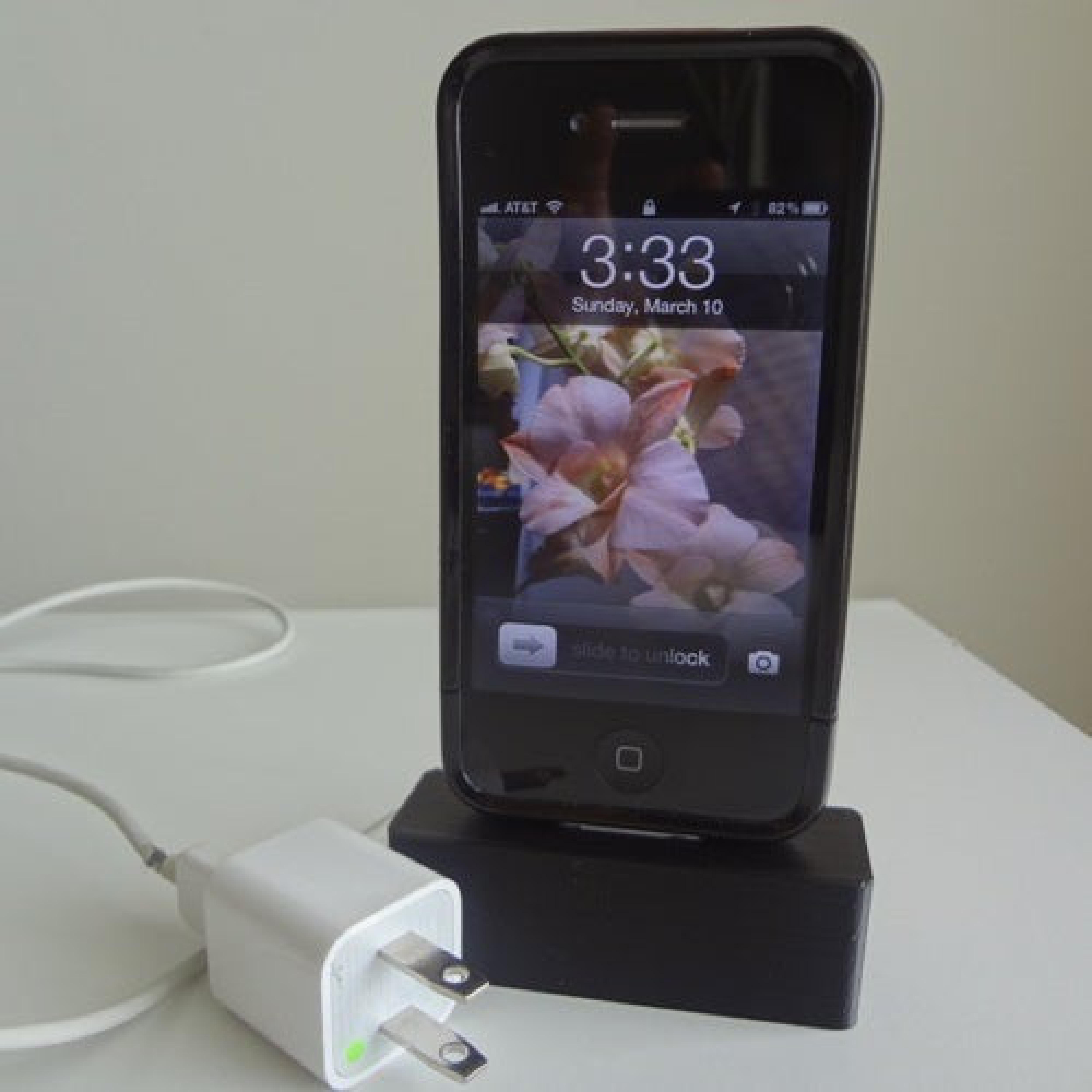 30 Pinli iPhone Yuvası  Organik Plastik Aksesuar Aparat
