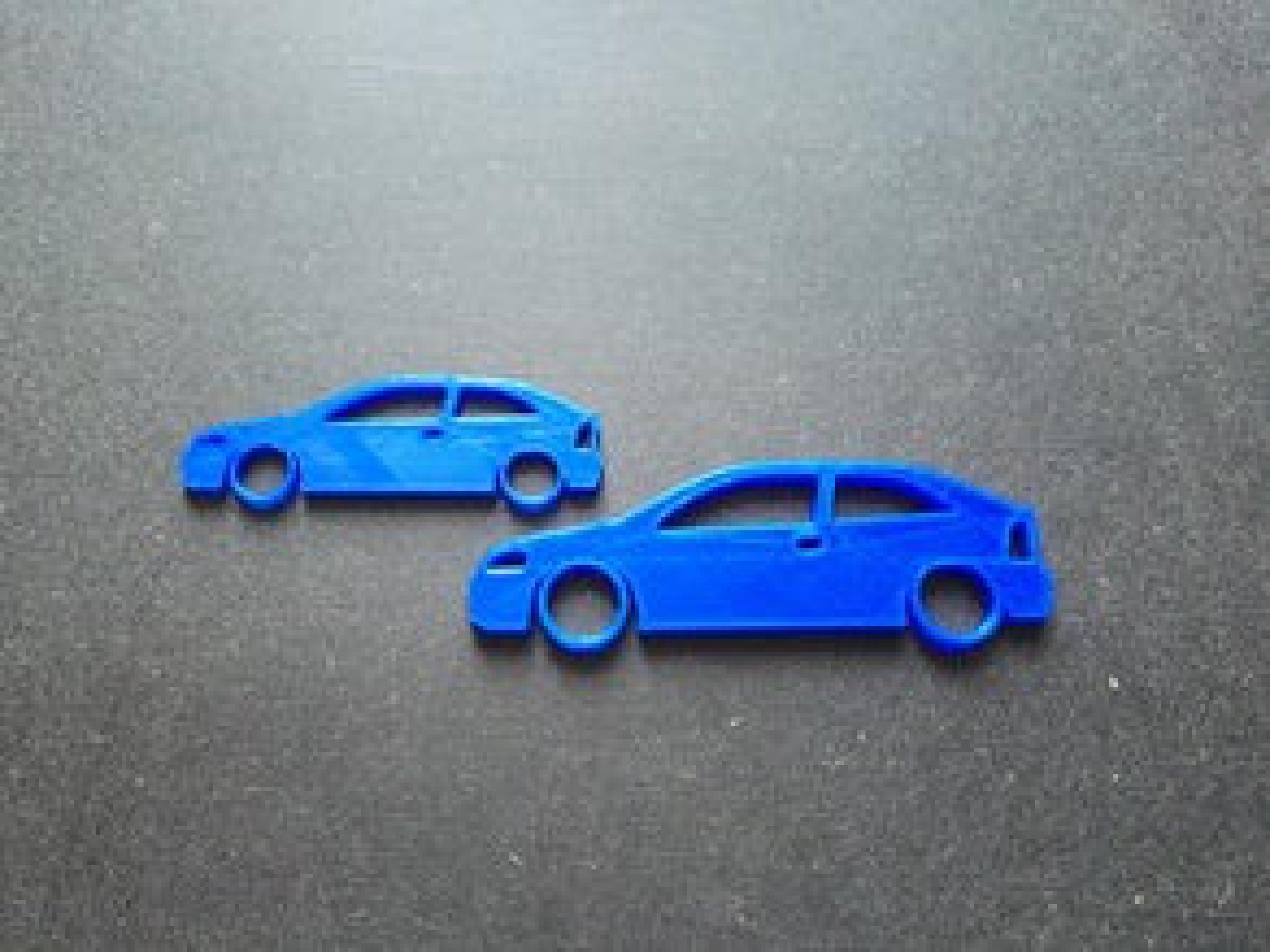 Opel Vauxhall Astra G CC Anahtarlık  Dekoratif Süs Eşyası