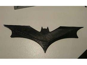 Batman Kara Şövalye Sembolü Dekor Hediyelik Süs Eşyası Masaüstü