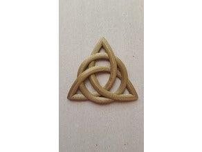 Kelt düğümü Dekoratif Biblo Dekor Hediyelik Süs Eşyası Masaüstü