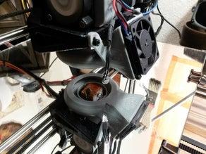 Lukie80'in arabası için Geeetech fan kanalı  Organik Plastikten