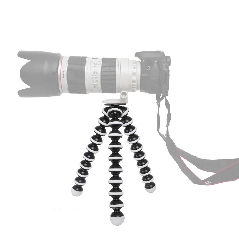 Ahtapot Akrobat Telefon Tutucu Selfie Video Fotoğraf Kamera Stand