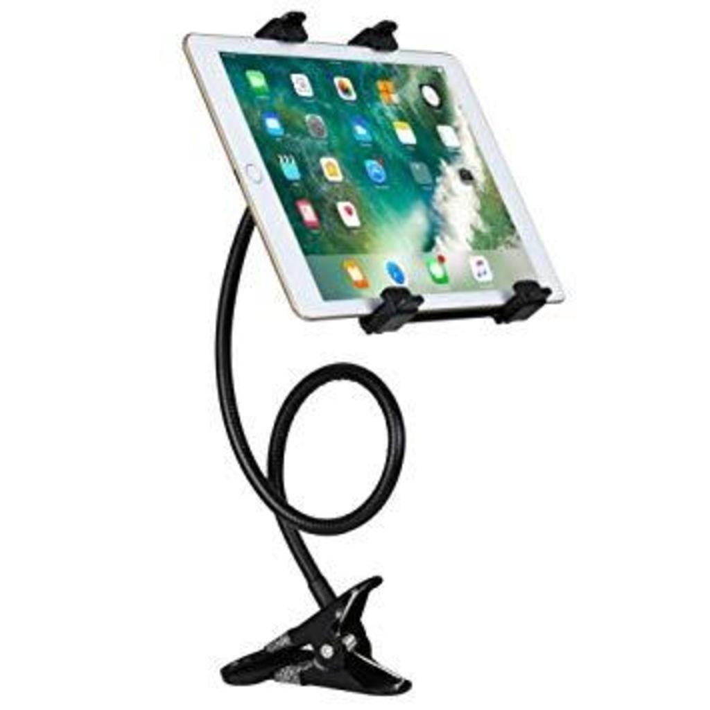 Ayarlanabilir Tablet Tutucu inch Oynar Başlıklı Esnek PC Tutacağı