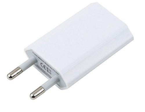USB Priz Şarj Aleti Adaptörü Cihazı iPhone X-iPhone 8 / 7 / 6 / 5s