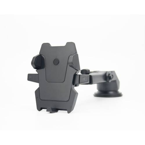 Araç Telefon Tutucu Siyah Ultra 360 Ayarlanabilir Oto Tutacağı