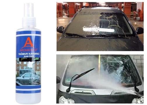 Aromatech Yağmur Su Kaydırıcı İtici Rain Off Free Araç Cam Spray