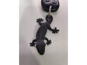 Gecko Anahtarlık