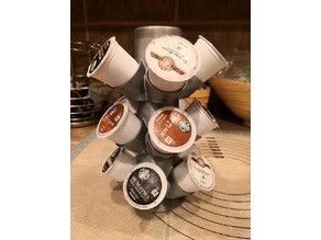 Modüler Keurig Bardaklık Kahve Kap Tutacağı