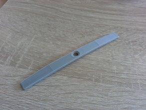 OPEL ASTRA H (VAUXHALL) - önbellek sabitleme barre de toit / Tavan çubuğu montaj kapağı