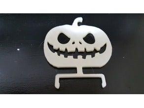 Cubicle Wall için Halloween Balkabağı  Dekoratif  Dekor