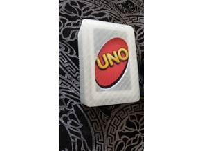 UNO Kart Oyunu Kutusu Kart Oyunları Saklama Koruma Muhafaza