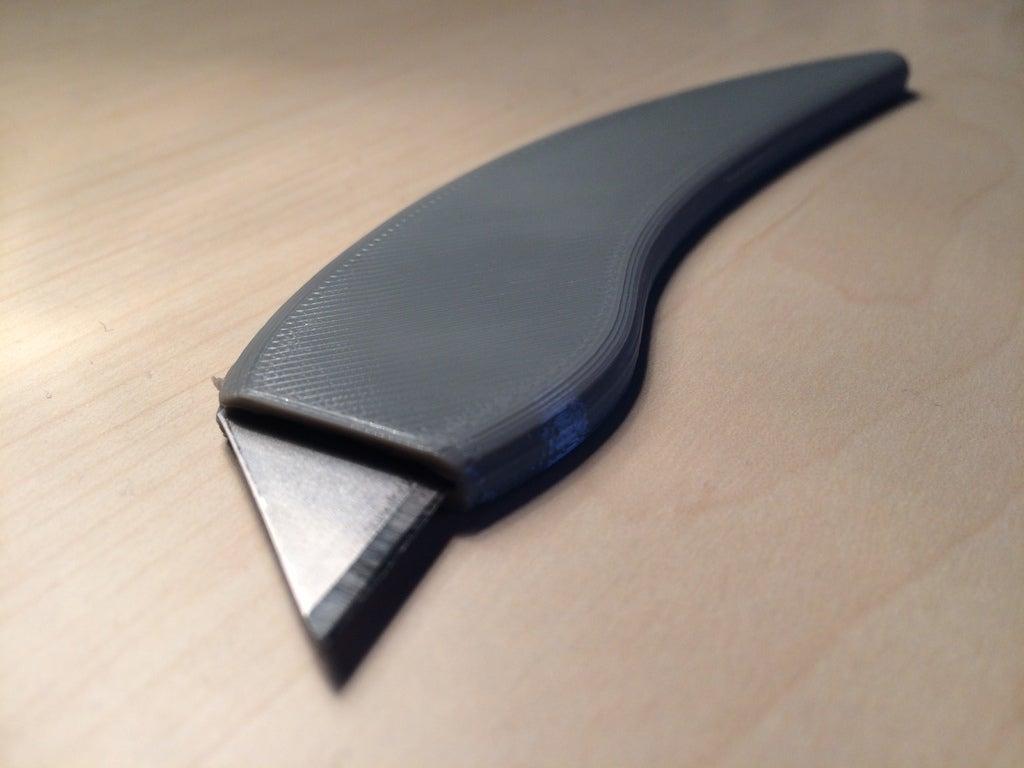 Stanley Bıçak Muhafazası - 11-912 Koruyucu Tutucu Dekoratif