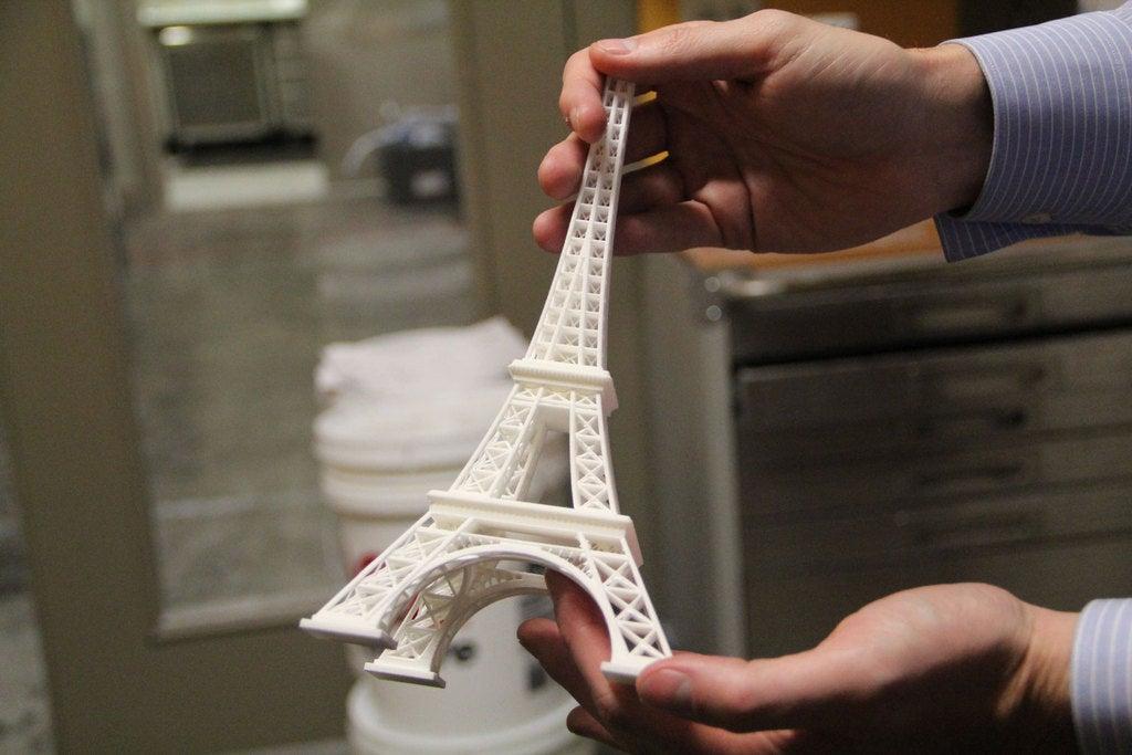 Eiffel Kulesi  Dekoratif Biblo Dekor