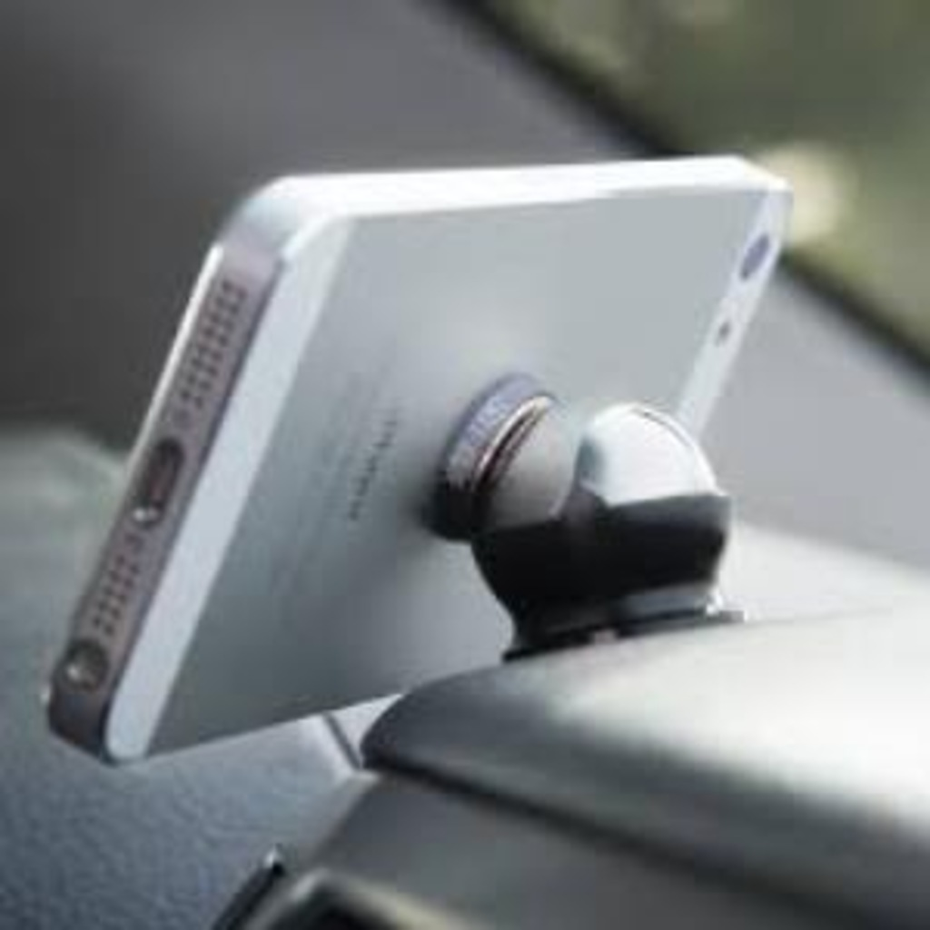 Ekstra Güçlü Manyetik MıknatıslıOto Gps Araç İçi Telefon Tutucu
