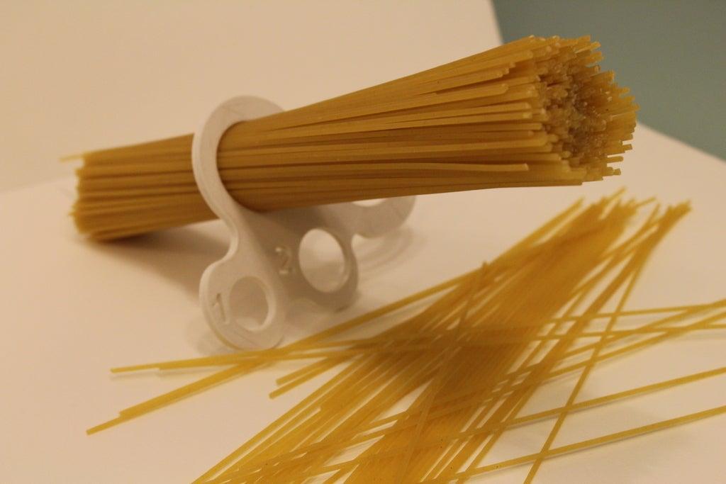 Spagetti ölçü aracı Organik Plastik Mutfak Gereçleri Pratik