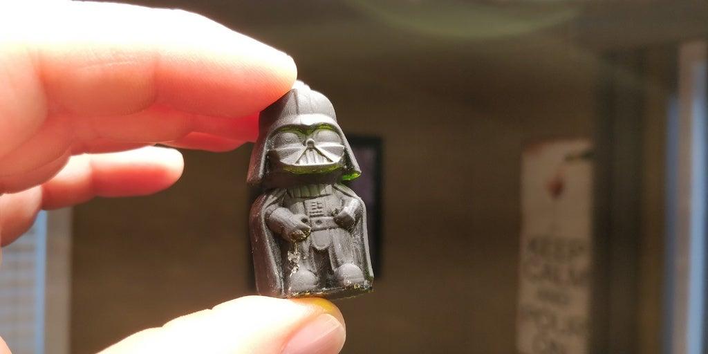 Mini Darth Vader Biblo Dekor Hediyelik Süs Eşyası Dekoratif
