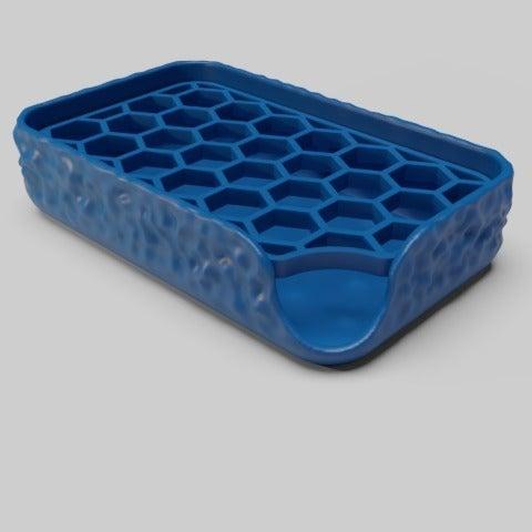 Bulutlu Sabunluk Sabun Tutucu Katı Sabun Organizer Kutu