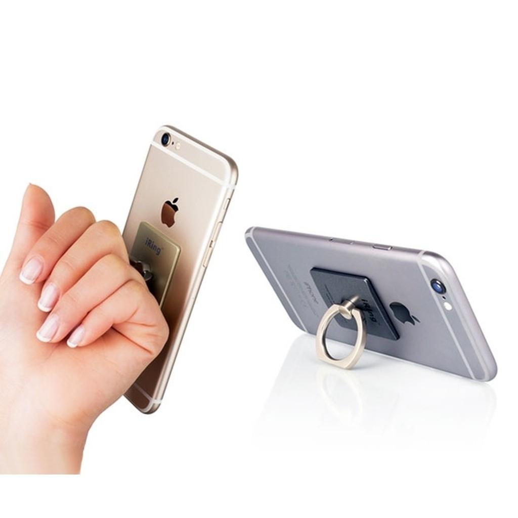 i-Ring Telefon Halkası Yüzük Tutucu Stand Selfie Yüzüğü