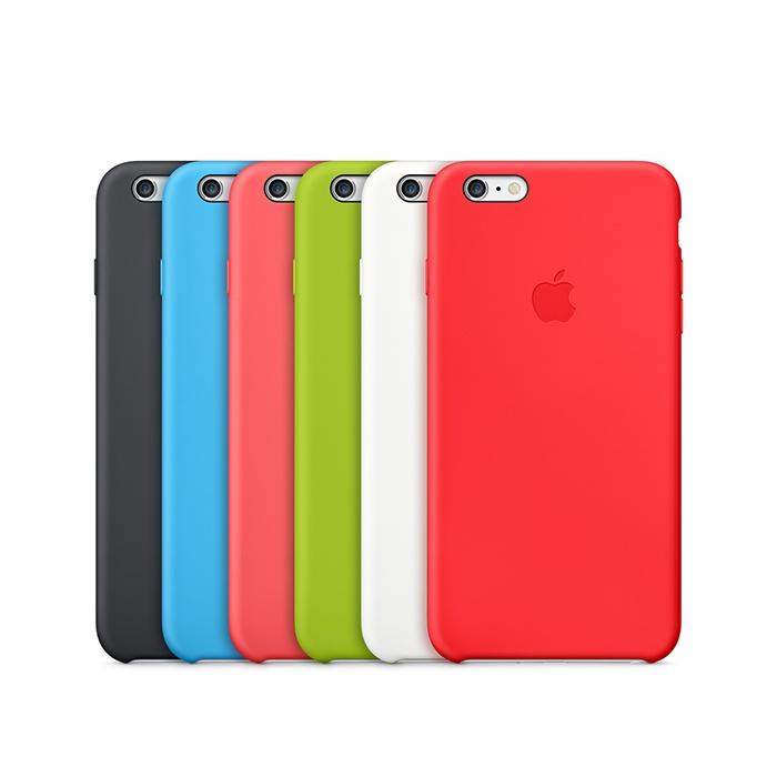 iPhone 6Plus / 6SPlus / 7 /7Plus Kılıf Mat Silikon Kılıf