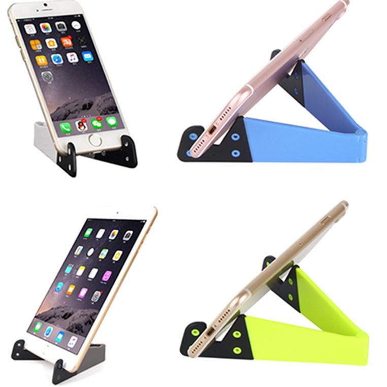 Katlanabilir Masaüstü Telefon Standı V Şeklinde Telefon Tutucu