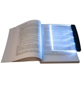 Kitap Arası Okuma Işığı Led Panel Light Panel Book