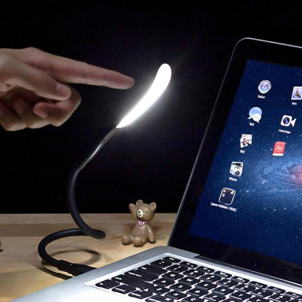 Dokunmatik USB PC Notebook Işığı Led Lamba Esnek Aydınlatma Işık