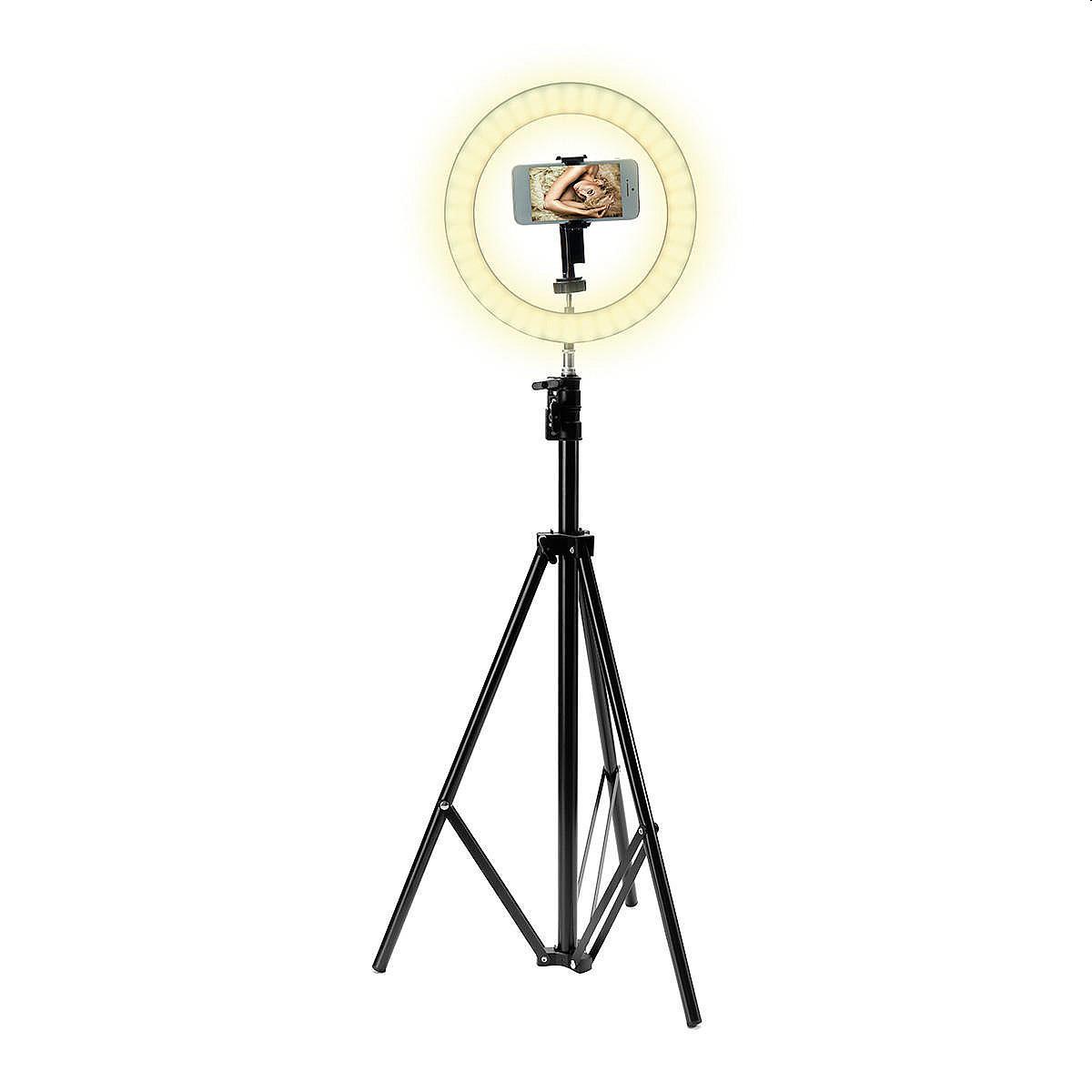 Makyaj Çekim Ring Light Selfie Işık  Işık  Stand 2 METRE AYAK